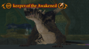 Keeper of the Awakened (Vision of the Priestess)