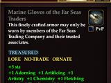 Marine Gloves of the Far Seas Traders