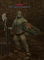Raid Chief Kregahn