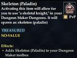 Skeleton (Paladin)