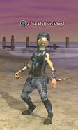 A Blackfurl deckhand (ratonga)