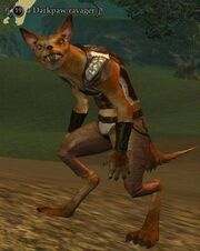 A Darkpaw ravager
