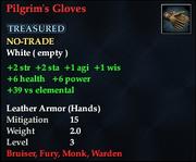 Pilgrim's Gloves