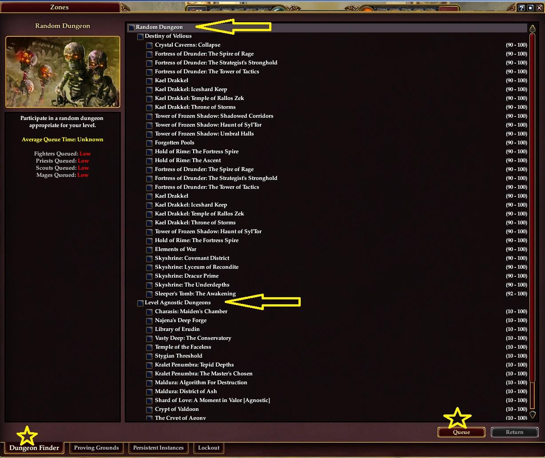 Dungeon Finder   EverQuest 2 Wiki   FANDOM powered by Wikia