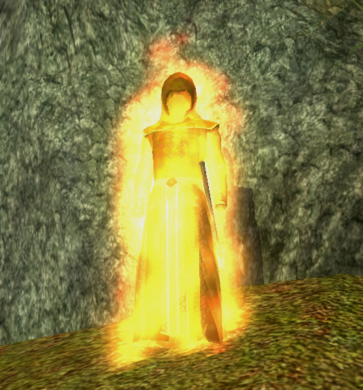 Fiery Magician IV (Apprentice)