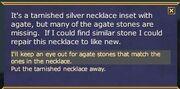 Siren's Necklace (quest start)
