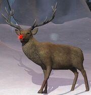 A reindeer (Elfin Wonderland)
