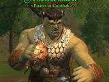 A Gunthak ransacker