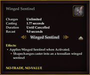 Winged Sentinel