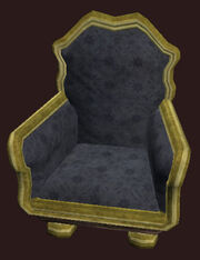 Blackhearted-plush-chair
