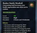 Bunker Family Meatball