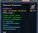 Elemental Dominance (Mythical)