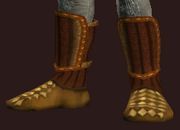 Elysian Boots of the Maestro (Equipped)