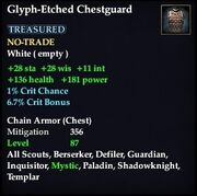 Glyph-Etched Chestguard
