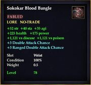 SokokarBloodBangle