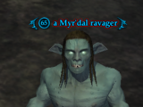 A Myr'dal ravager