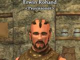 Erwin Rohand