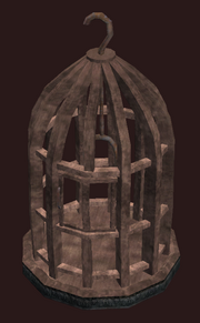 Round Cage (Visible)