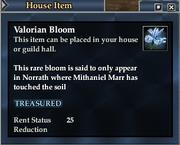 Valorian Bloom