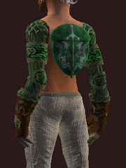 Blessed Direwood (Armor Set) (Visible, Male)
