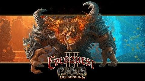 EverQuest 2 Chaos Descending Official Trailer