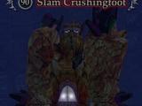 Slam Crushingfoot