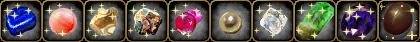 Sprite gem rare