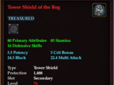 Tower Shield of the Bog