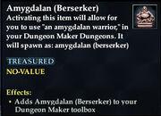 Amygdalan (Berserker)