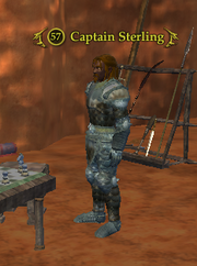 Captain Sterling