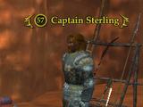 Captain Sterling