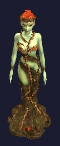 Corrupted dryad plushie (Visible)