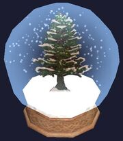 Frostfell Snowglobe (Visible)