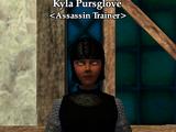 Kyla Pursglove