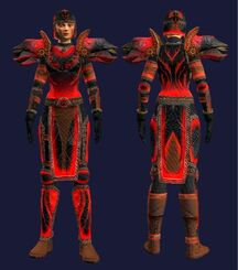 SF - T4 Earthen Shard set