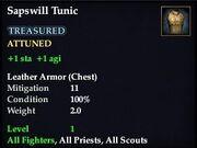 Sapswill Tunic