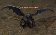 A holgresh attacker
