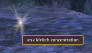 An eldritch concentration