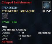 Chipped Battlehammer