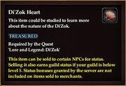 Di'Zok Heart