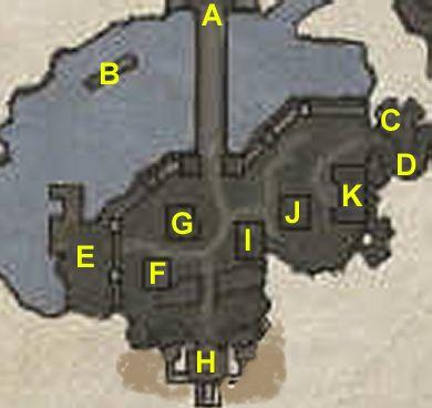 Dockside Markets Map