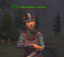 A Sableflame watcher (Darklight Wood)