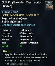 G.D.D. (Gnomish Destruction Device)