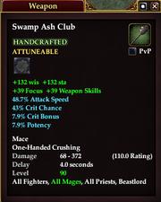 Swamp Ash Club