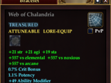 Web of Chalandria
