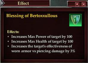 Blessing of Bertoxxullous