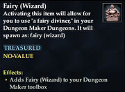 Fairy (Wizard)