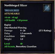 Northforged Slicer
