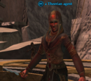 A Theerian agent