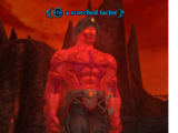 A scorched factor